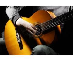 Profesor de guitarra criolla y eléctrica