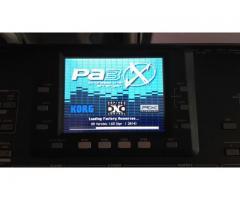 Korg pa3x 76 Key Pro Arreglador Teclado venta