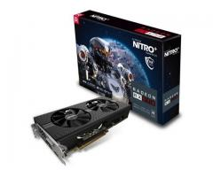 NEW SAPPHIRE RADEON NITRO + RX 480 / RX 470/RX 580/ RX 570 8GB AND OTHER MODEL AVAILABLE.