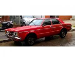 Ford Taunus 1977 Nafta
