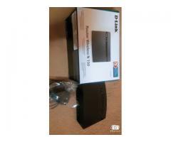 Router Dlink - N150 Dir- 610n+ usado en excelente estado