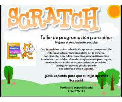Clases de Scratch