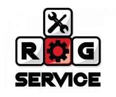 ROG Service - Reparación de PC, celulares y tablets.