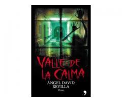 Valle de la calma Nuevo libro de Angel David Revilla Dross