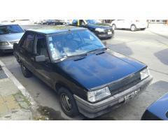 Renault 9 GNC 1997 funcionando bien