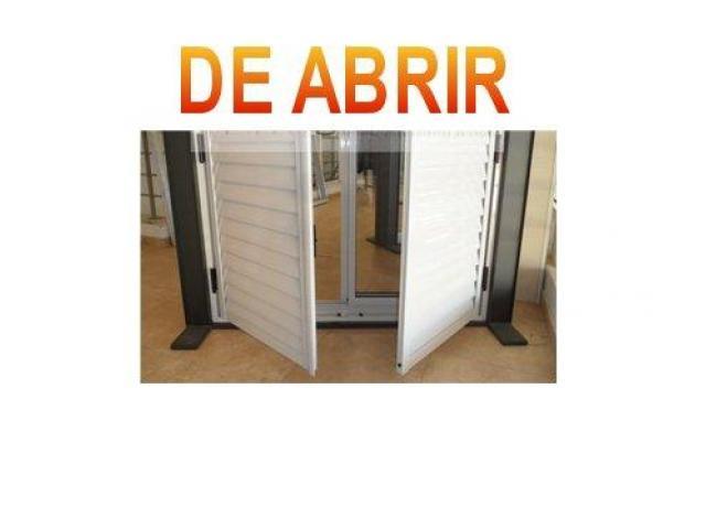 Nuevas Ventanas Aluminio Incluye Ventana Vidrio Y Celosia