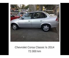 Vendo Corsa classic ls 2014