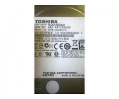Toshiba MQ01ABD032 320GB 5400 RPM Sata 2.5