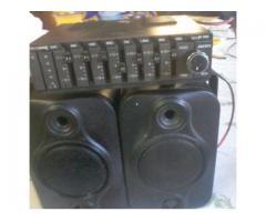 Ecualizador Amplificador Audiovox