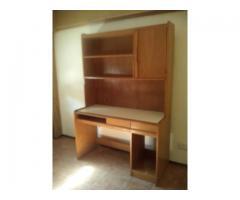 Venta escritorio con alzada