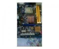 Mother Asus P5KPL-AM-SE Socket 775 OK