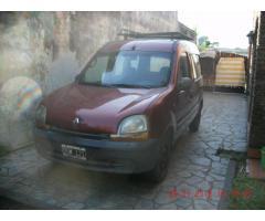 Vendo Renaul Kangoo diesel año 2001