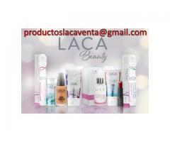 Venta de Productos LACA Cosmética Profesional
