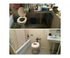 servicio de limpieza profunda para viviendas y deptos.
