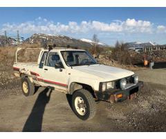 Toyota HiLux HILUX 2.4D XTRA CAB 2.4-0 Año 1989