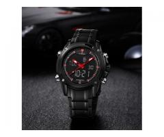 Reloj NaviForce 9050 Estilo militar de Lujo