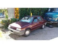 Renault 9 año 1995 con GNC, tubo grande