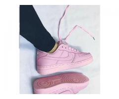 Zapas Nike forcé Rosa