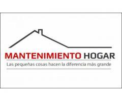 SERVICIO de MANTENIMIENTO del HOGAR