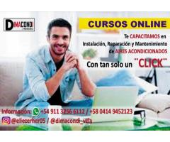 Curso Aire Acondicionado Online En Vivo