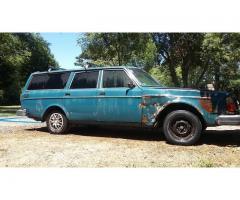 Volvo rural 1978