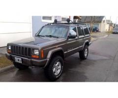 Jeep Cherokee classic 4.0 2000