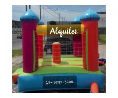 Castillo Inflable Alquiler