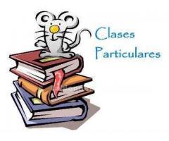 CLASES PARTICULARES EN RECOLETA CIEN LA HORA