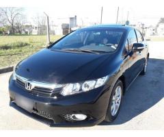 Honda Civic EXS 2014
