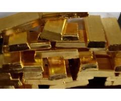 Tenemos oro y mineros locales que necesitan compradores