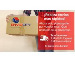 Motomensajeria y Miniflete Express - Entregas en hasta 3hs