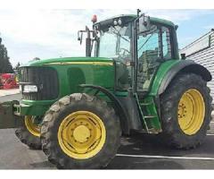 Tractor agrícola John Deere 6020