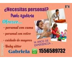 Agencia de personal doméstico ofrece