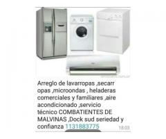 Service refrigeracion malvinas