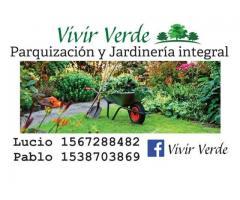 Poda de arboles, jardineria y paisajismo