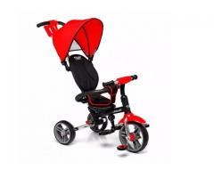 Triciclo Para Bebé Desmontable Con Techo Y Barral NUEVO