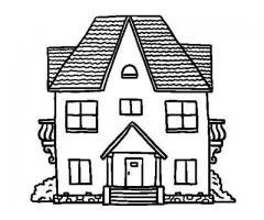 Habitacion en San Martin Residencia Hospedaje