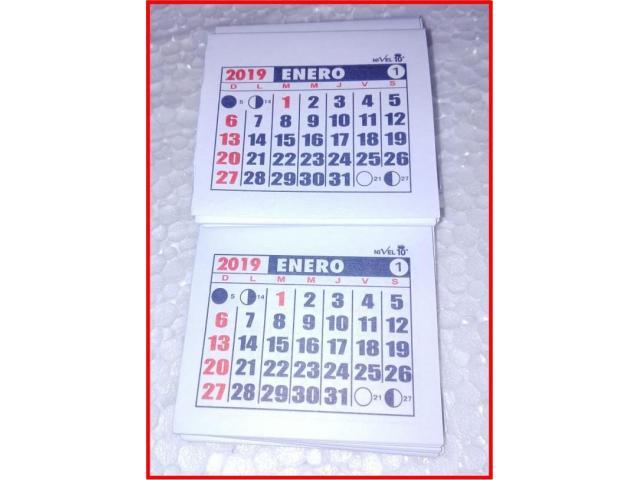 Mensual Mignon 2019 O Almanaque Calendario Mensual Mignon 2019