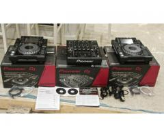 venta 2x Pioneer CDJ-2000 Nexus plus 1 DJM-900